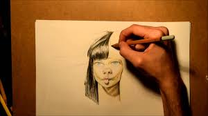 sia this is acting drawing cover youtube