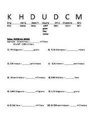 conversion practice worksheet metric conversion chart worksheet metric conversion chart