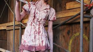 silent hill nurse costume youtube
