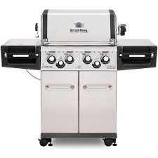 broil king regal s490 pro 4 burner freestanding natural gas grill