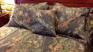 Pink Mossy Oak Comforter Set Mossy Oak New Breakup Camo Bedding Set The Camo Shop Youtube