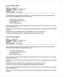 doc 585650 policy memo template u2013 12 policy memo templates free
