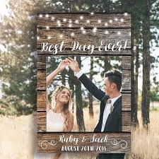 wedding backdrop rustic rustic wood wedding backdrop photo booth prop ohhappyprintables