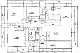 house plans with dimensions 6 outeside simple floor plans with dimensions house plan