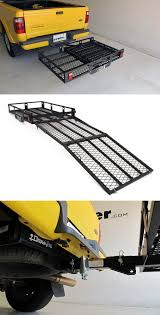Ford F150 Truck Ramps - ford truck lovers easily load and transport a wheelchair lawn