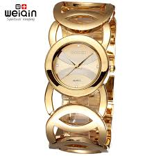luxury bracelet watches images Luxury women watches fashion quartz watch hollow bracelet band jpg
