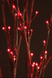 battery lighted willow branches battery powered