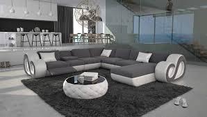 se débarrasser d un canapé grand canap d angle en u led nesta xl 2 499 00 9 cuir vachette blanc