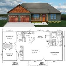 house with floor plan no basement house plans basements ideas