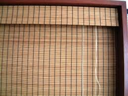 Bamboo Blinds For Outdoors by Outdoor Bamboo Roller Shades U2014 Jen U0026 Joes Design Best Outdoor