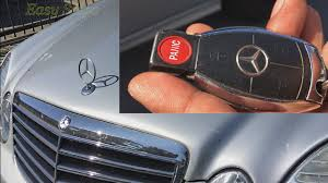 how to fix mercedes key fob not working smart keyfob not working