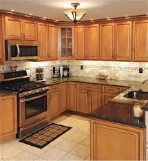 maple cabinet kitchen ideas maple cabinet kitchen normabudden com