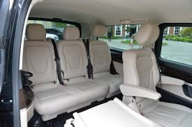 Mercedes Luxury Minivan U2022 Ireland Chauffeur Travel