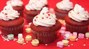 s day dessert easy velvet cupcakes bettycrocker