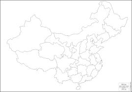 Blank Maps Of Asia by China Free Map Free Blank Map Free Outline Map Free Base Map