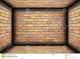 brick walls brick walls on interior architectural backdrop stock illustration