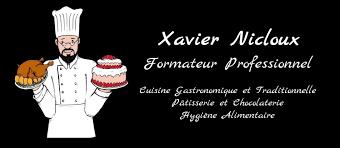 formateur en cuisine xavier nicloux formateur professionnel