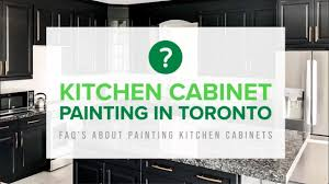 blue kitchen cabinets toronto painting thermofoil cabinets how to home painters toronto