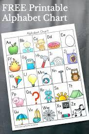 printable alphabet grid small printable alphabet chart
