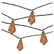 String Of Flower Lights by 10ct Decorative String Lights Metal Flower Cover Threshold
