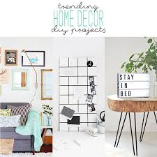 Trending Home Decor Diy Home Decor Projects Archives The Cottage Market