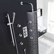 Bathroom Shower Systems Spa Showers Systems Luxury Bathrooms Shower Systems Bathtubs Sinks