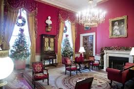 white house christmas then and now
