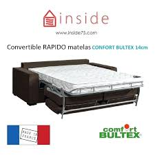 canape lit matelas bultex thereedsmith co