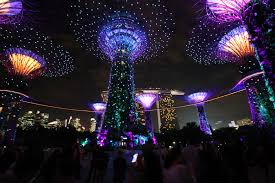 Holiday Brilliant Spectacular Light Show by 48 Hours In Singapore U2013 Escape To The City Of Gardens And The Best