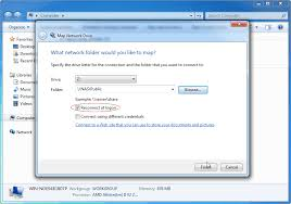 use map drive how to map a drive in windows 7 and windows 8