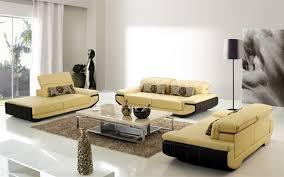 Contemporary Modern Sofas Sofa Design Siena Leather Sofa Set Modern Looking