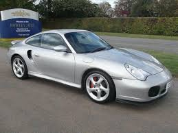 used porsche 911 uk used porsche 911 2003 model turbo 996 s petrol coupe silver for