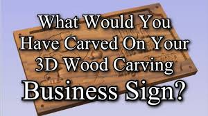 3d wood carving service hooked on cnc custom designed 3