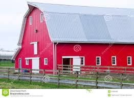 red barn on the farm stock image image of beef rural 52683483 royalty free stock photo download red barn