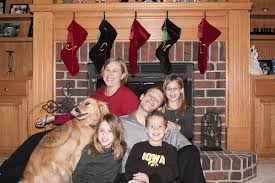 the joy of shooting my own family for christmas cards des moines