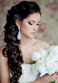 wedding hair long down long wedding hairstyles down black hair