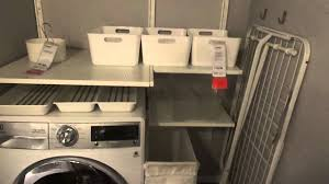 laundry room design by ikea youtube
