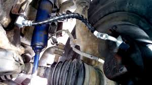 brake hose replacement ford explorer