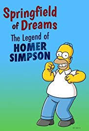 homer simpson springfield of dreams the legend of homer simpson tv movie 2017
