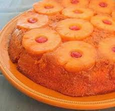 sugar free pineapple upside down cake southern cake delish as a