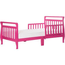 Sleigh Toddler Bed Best 25 Pink Toddler Bed Ideas On Pinterest Toddler Canopy Bed
