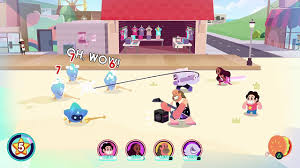 steven universe save the light review game review steven universe save the light youtube