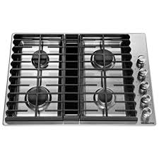30 Inch 5 Burner Gas Cooktop Downdraft Gas Cooktops Cooktops The Home Depot