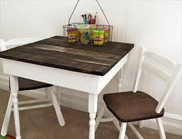 Kitchen Table Desk by Pallet Table Plans Every Possible Effort 101 Pallets