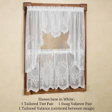 lace curtains kitchen window http realtag info pinterest