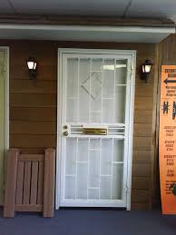 Residential Security Doors Exterior Security Exterior Door Prepossessing Idea Residential Security Htm