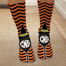 personalized halloween socks monogram online