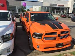 Dodge Ram Orange - anyone have an ecodiesel with the less common colors page 3