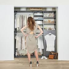 closet organization popsugar fashion