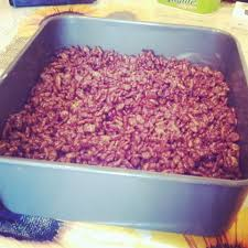 dairy free chocolate krispie cakes free from farmhouse